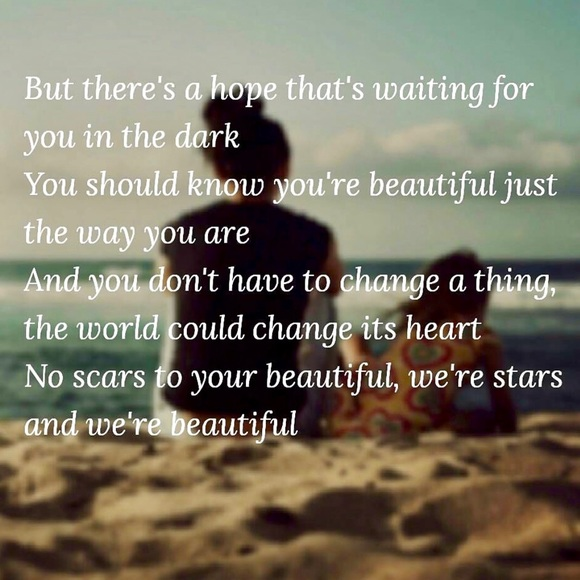 Other - You are beautiful.